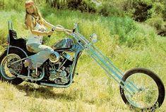 Roberta Pedon, 1970's bikers roundup
