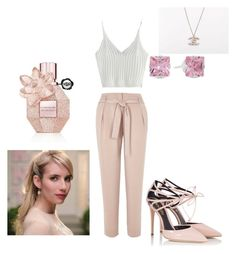Untitled #9 by v9268204777 on Polyvore featuring polyvore fashion style River Island Fratelli Karida Chanel Viktor & Rolf clothing