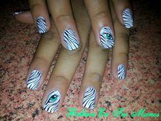 Animal print cebra .. like !!!!