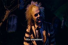 Beetlejuice - no one else on earth could have played this character but Michael Keaton! Beetlejuice Quotes, Beetlejuice Movie, Movies Showing, Movies And Tv Shows, Tim Burton Films, Tales From The Crypt, Michael Keaton, Animes Wallpapers, Joker Wallpapers