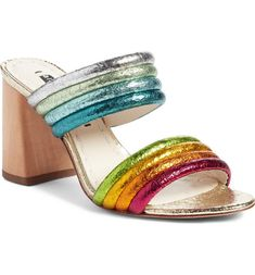 14 Rainbow Shoes That Will Make You Happy Every Time You Look at Your Feet