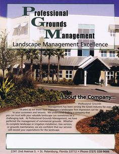 Professional Grounds Management offers a wide range of affordable landscaping services for commercial properties that fit any budget.