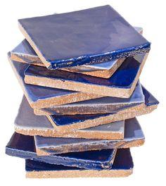 Blauwe tegels - vtwonen