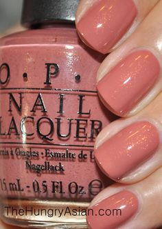 OPI Gouda Gouda two shoes