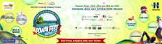 #Mumbai 's one of the resplendent township, #Powai is hosting its most popular cultural fest, Powai Festival from Jan 22 - 31st!