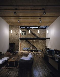 I like the open space. Has potential to be a versatile area. 30 Places I Want To Live - SNEAKHYPE