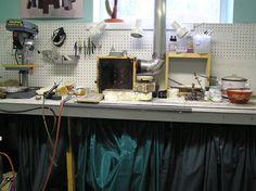 Deborah Fehrenbach (soldering) - Art Jewelry Magazine - Jewelry Projects and Videos on Metalsmithing, Wirework, Metal Clay