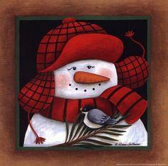Frosty Jack by DIANE ARTHURS