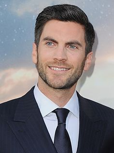 Wes Bentley's from my state of Arkansas and he's good looking and a great actor, can't beat that.