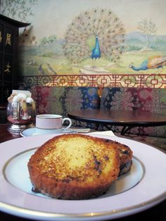 Lets get back to the food: the best French toast in Paris - Runawaykiwi