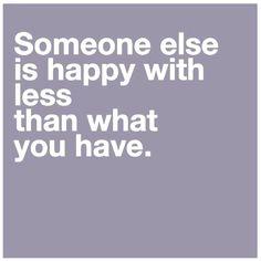 A good reminder...
