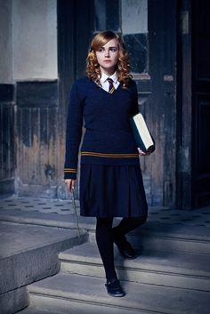 Adorable Hermione Granger costume