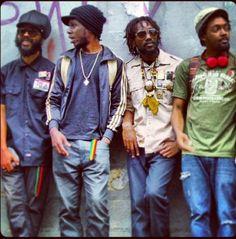 Future of Reggae Proteje, CHRONIXX, KabakaPyramid, ZincFence