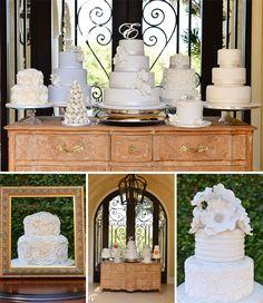 Cake Design Shoot with Andrea Arostegui Photography, The Salvage Snob, Edda's Cake Designs #cakes #cake #parties #weddings
