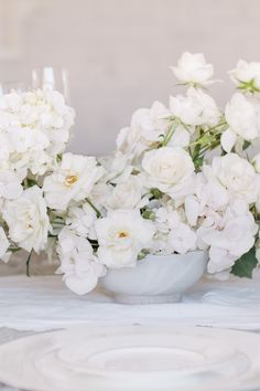 White Light with Vera Wang Wedgwood / All White Booms