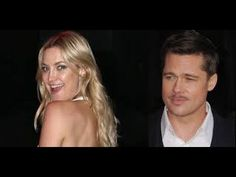 Brad Pitt is dating Kate  Hudson secretly after  his split from Angelina...