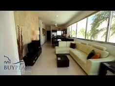 Beautiful contemporary condos for sale in Playa del Carmen with ocean views and tons of natural light!