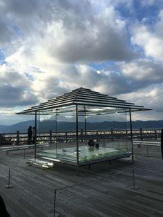 『ガラスの茶室—光庵』 京都府 青蓮院