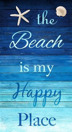 Fabric Panel Quilts, Cotton Quilting Fabric, Fabric Panels, Cotton Quilts, Ocean Fabric, Beach Fabric, Beach Signs Wooden, Treasure Beach, I Love The Beach