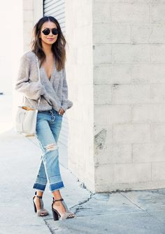 11 Outfit Ideas to Re-Energize Your Fall Wardrobe via @WhoWhatWear