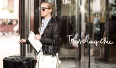Travelling Chic | Garance Doré  adore the sunnies, and travel style