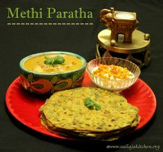A Site For All Food Lovers Methi Paratha Recipe
