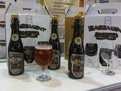 Cerveja Basement California Golden Ale, estilo American Pale Ale, produzida por Basement Cervejas Especiais, Brasil. 5.5% ABV de álcool.