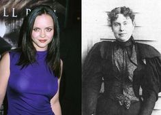 Christina Ricci Cast In 'Lizzie Borden' Biopic: Christina Ricci, Axe, It Cast, Actors, Female, Film, Pretty, Movie, Film Stock