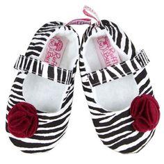 Zebra with roses