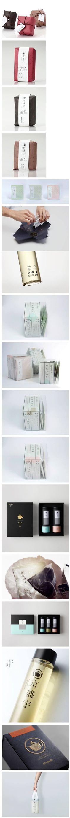 包裝/包裝設計   台灣茶葉包裝台灣茶品牌京盛宇: