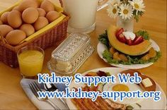 Why kidney disease patient should avoid to eat foods with high potassium ? Kidney disease patients are not recommended to eat foods with high potassium, high phosphorus, high salt and high fat, but some of them are confused why they cannot eat those foods. The following are some details about it given by the doctor.