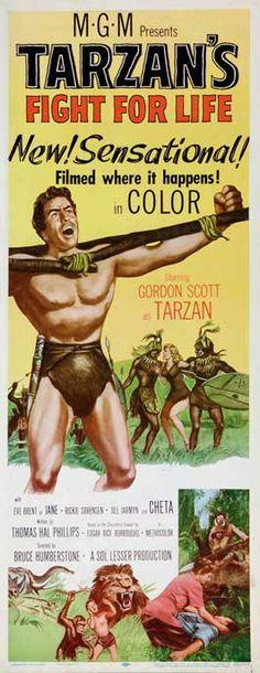Tarzan e a tribo nagasu (1958)