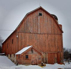 old barns i do love!!