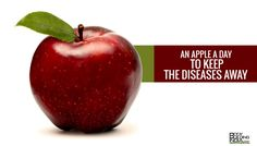 An Apple A Day To Keep The Diseases Away?   Bodybuilding India
