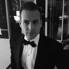 Gabriel Macht from Suits!