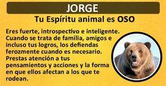 ¿Cuál es tu Espíritu animal?
