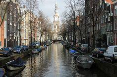 Amsterdam, Países Bajos.