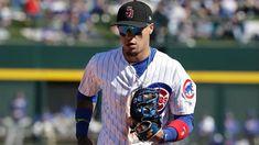 MLB: Javier Báez mejora de la corva izquierda y espera regresar el fin de semana