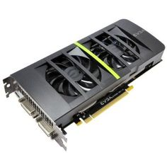 EVGA 01G-P3-1567-KR Nvidia GTX560Ti DS SuperClocked 1GB 256-Bit DDR5 Graphics Card