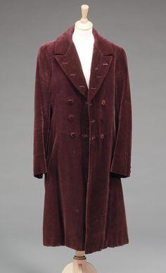 Doctor Who - Tom Baker - Season 13 Burgundy Coat