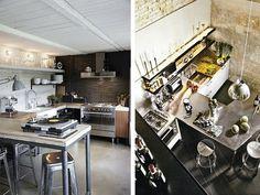 Lo stile industriale per la cucina - Rubriche - InfoArredo - Arredamento e Design per la tua casa