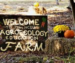 NC State farm follows small, sustainable model: Agroecology Education Farm teaches students and supplies campus dining and the needy, through the Interfaith Food Shuttle   In this WRAL TV video, Stephen Ratasky, grad student managing the farm, and Dr. Michelle Schroeder-Moreno, explain how the farm teaches organic ag    http://www.wral.com/lifestyles/travel/video/12328384/#/vid12328391
