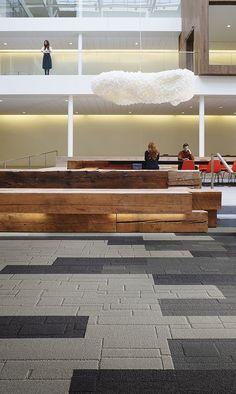 Interface | Modular Carpet Tile | Equal Measure | EM551 Union | EM552 Main | EM553 Oldtown