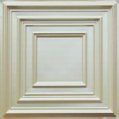 Decorative Ceiling Tiles, Inc. Store - Schoolhouse - Faux Tin Ceiling Tile -