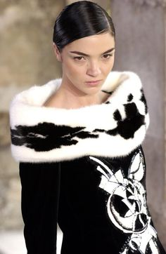 Chanel  Haute Couture, Paris 2003 - 2004  Chanel_0729