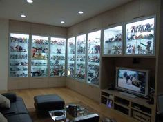 Awesome collection of Japanese robot toys.