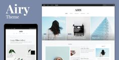 Download Airy - Blog & Magazine Modular Theme Nulled Latest Version