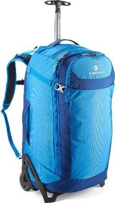 "Eagle Creek EC Lync System Collapsible Wheeled Luggage - 26"" Brilliant Blue"