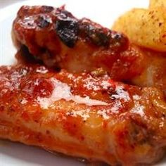 Easy Spicy Chicken Wings @ allrecipes.com.au