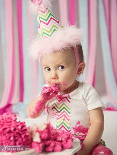 cake smash baby's first birthday cake smash #cake #smash #cakesmash
